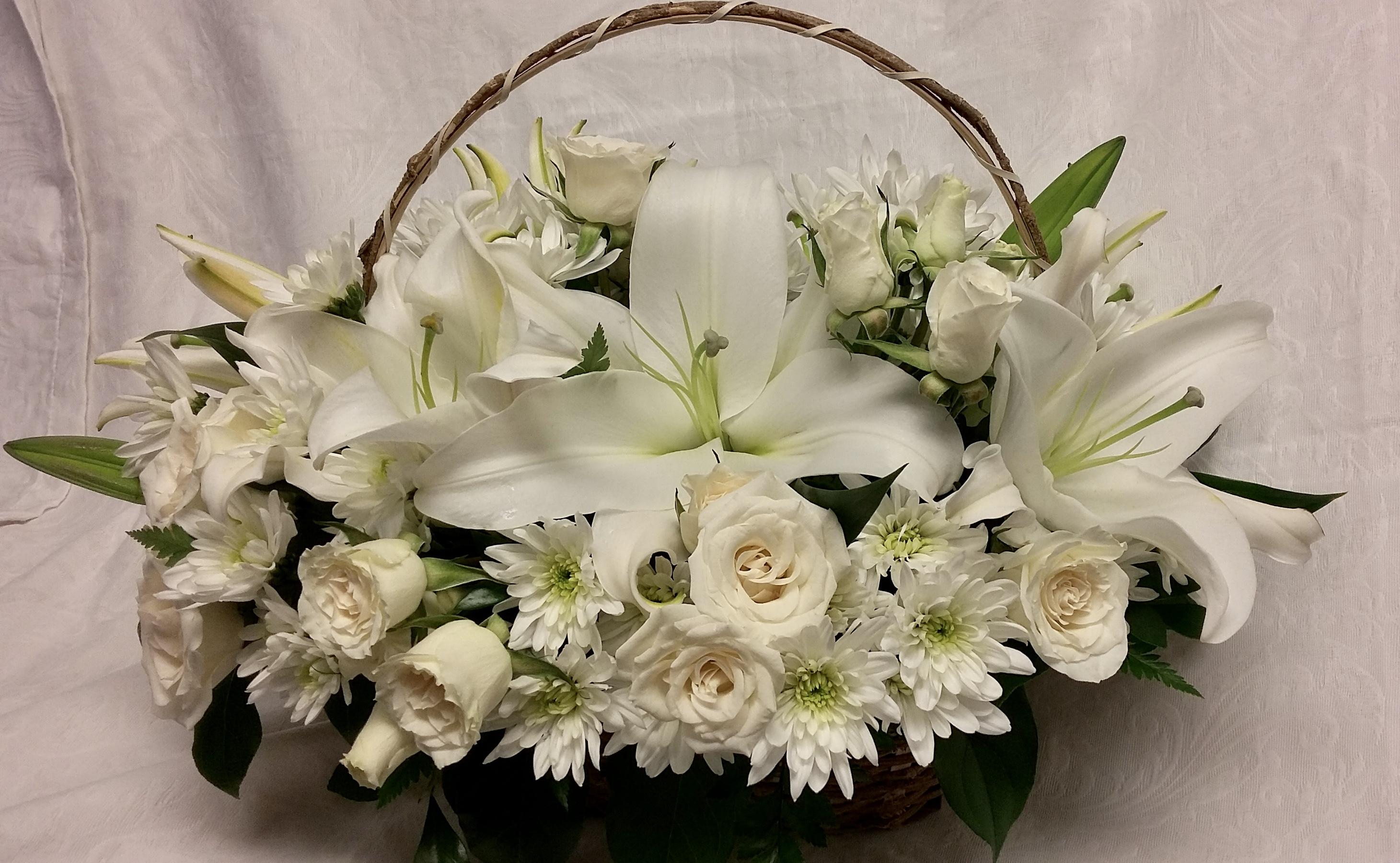 Sympathy arrangements flower girlz inc fort walton beach fl izmirmasajfo